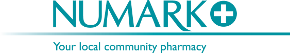 Numark community pharmacy logo