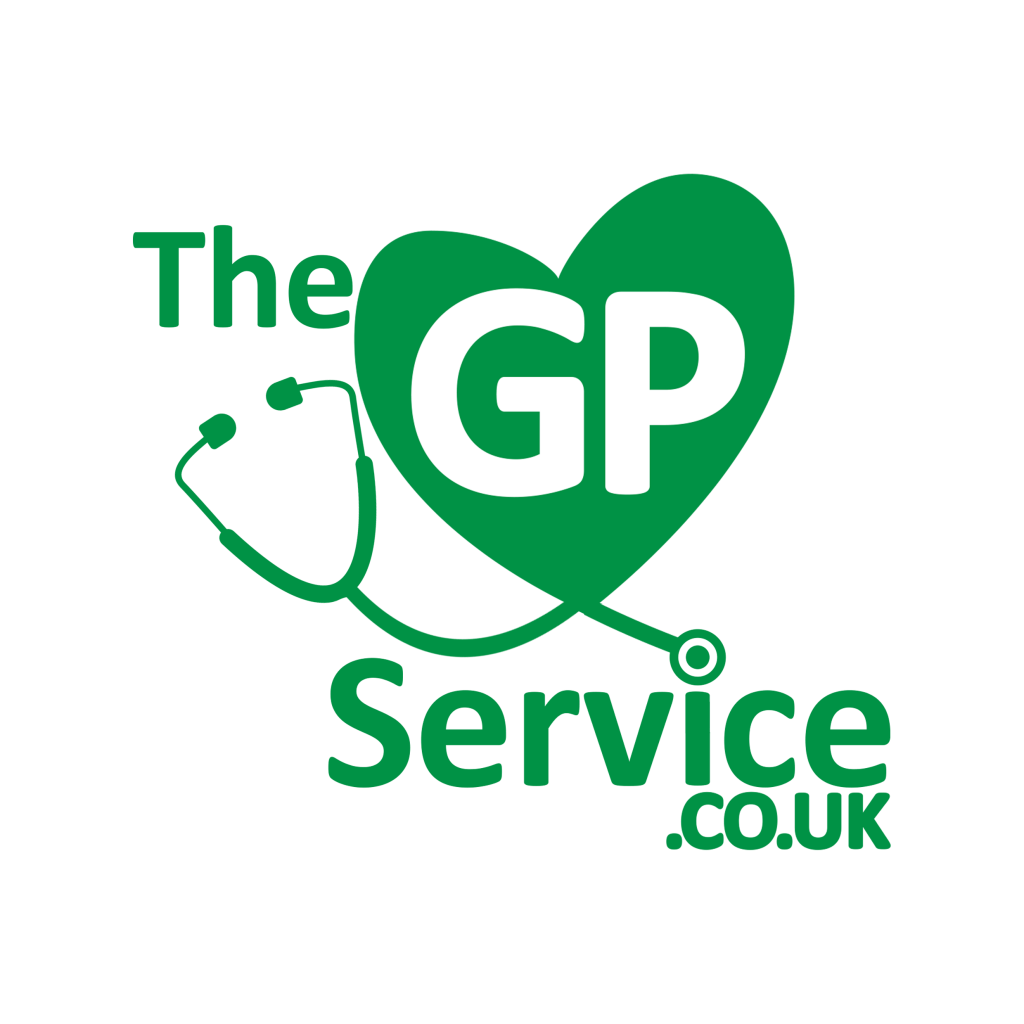 The GP Service logo Wyn Ellis Pharmacy